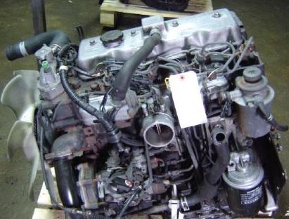кантракные двигателя на mazda titan xa из японии