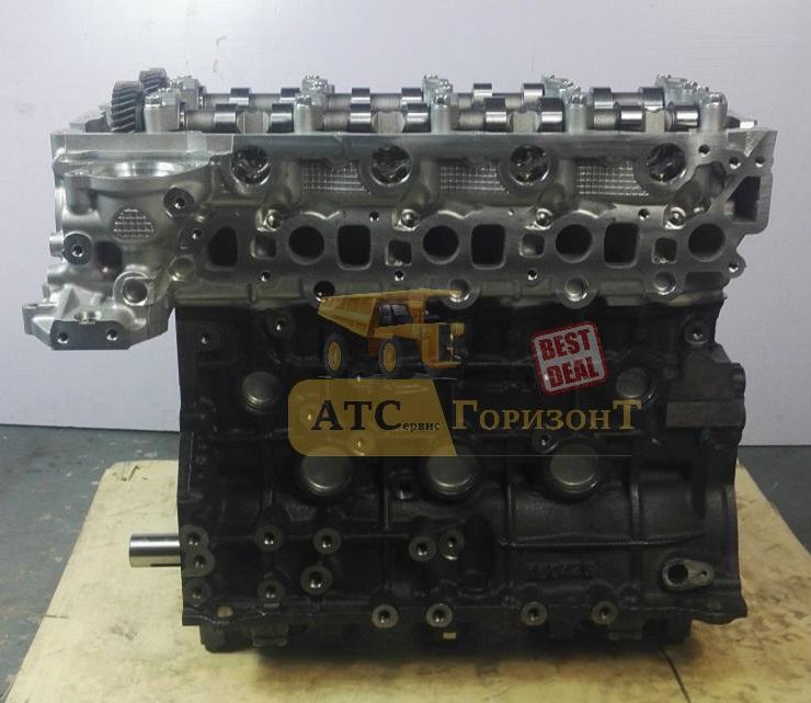 двигатель Isuzu 4JJ1