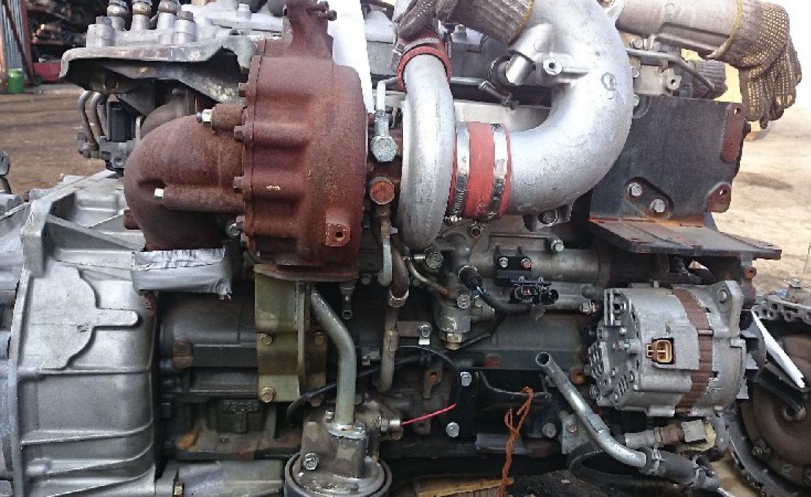 запчасти на двигатель митсубиси 4м50т