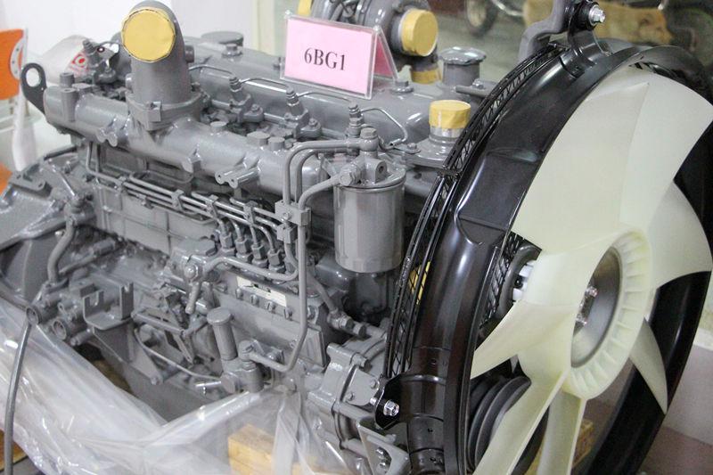 6BG1 двигатель
