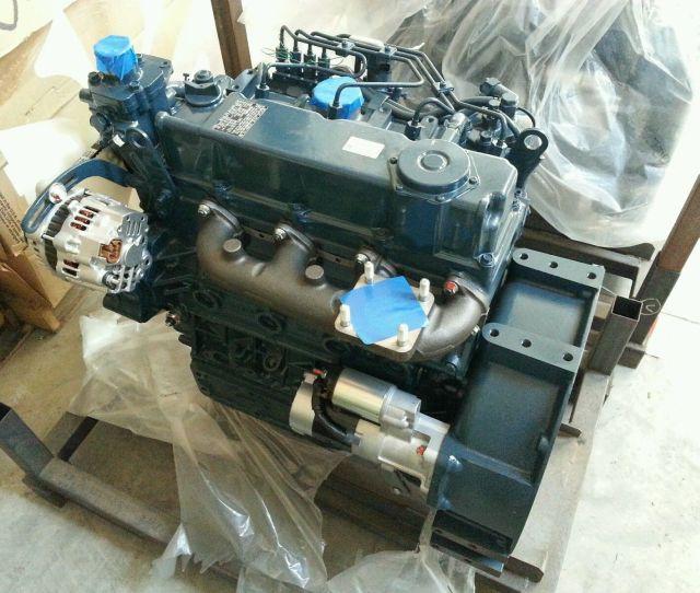 Двигатель V3300