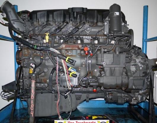 Контрактный двигатель ДАФ