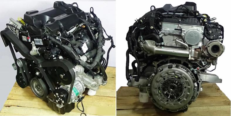 Новый двигатель Форд Транзит цена