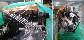 Новый двигатель Perkins 404D-22 для мини-погрузчика