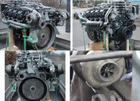 Двигатель Mercedes Benz OM442