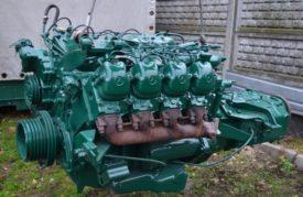 Двигатель OM422
