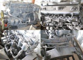 Двигатель Perkins TU 50005