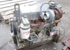 Двигатель Либхер D405T01