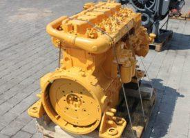 Двигатель Либхер D 916 TB