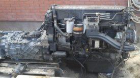 двигатель Ивеко