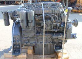 Двигатель Либхер D 904T B