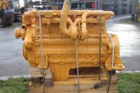 Двигатель Либхер D 906 T I