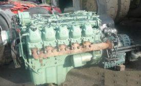 Двигатель Мерседес OM 403