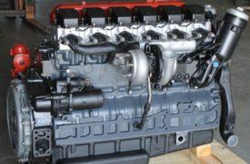 Двигатель OM457