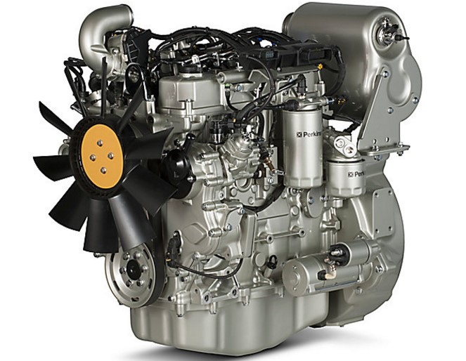 Двигатели Perkins