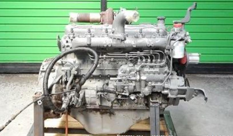 Двигатель ZX210W, ZX250