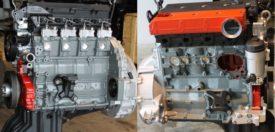 Двигатель OM904LA