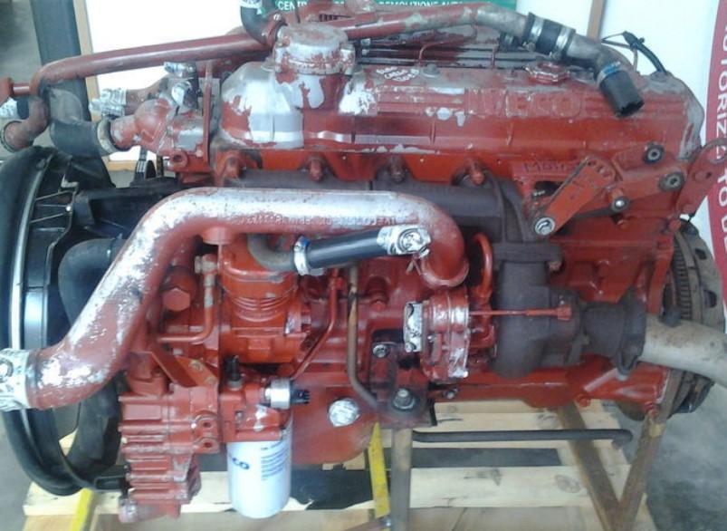 Двигатель 120 E23