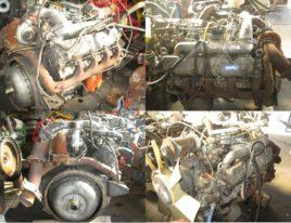 Двигатель Perkins XE 50123