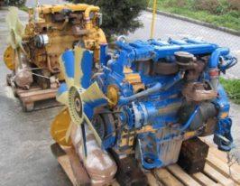 Двигатель Perkins для экскаватора