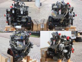 Двигатель PERKINS 1204E-44TA