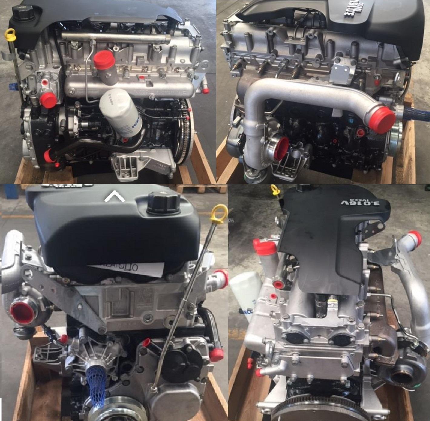 Двигатель Ивеко Дейли