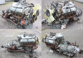 Двигатель для трактора PERKINS V8.640