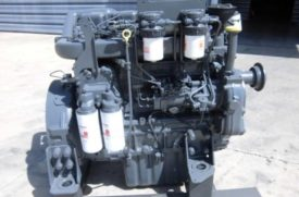 Двигатель Liebherr  D924T-E