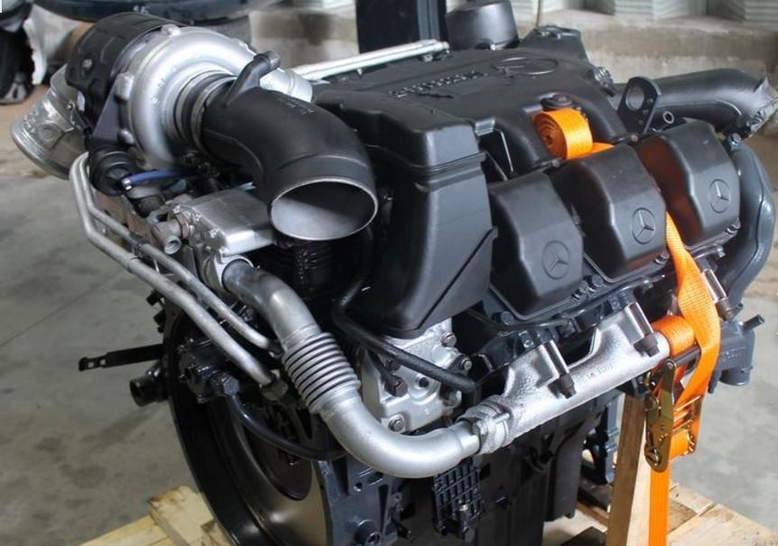 Двигатель OM501 LA