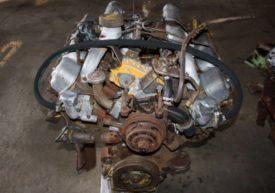 Двигатель для трактора PERKINS V8.510
