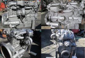 Двигатель Perkins для фронтального погрузчика