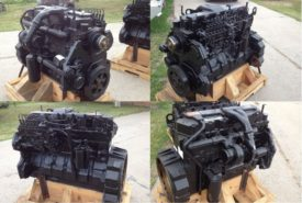 Двигатель Perkins 1306-9T