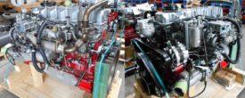 Двигатель Hino P11C Нью Холланд Кобелко