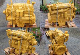 Двигатель Perkins 6.354