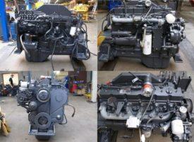 двигатель 6 CTA
