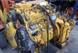 Двигатель Perkins