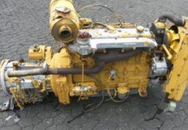 Двигатель Перкинс для грузовика