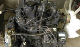 Новый двигатель PERKINS 103-15