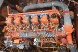 Двигатель Либхер D 926 T-E