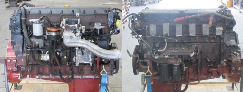 Двигатель F3AE0681D 440