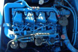 Liebherr двигатель D924 T-E