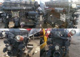 Двигатель D6CB