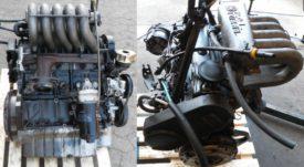 Двигатель AJA, AAB
