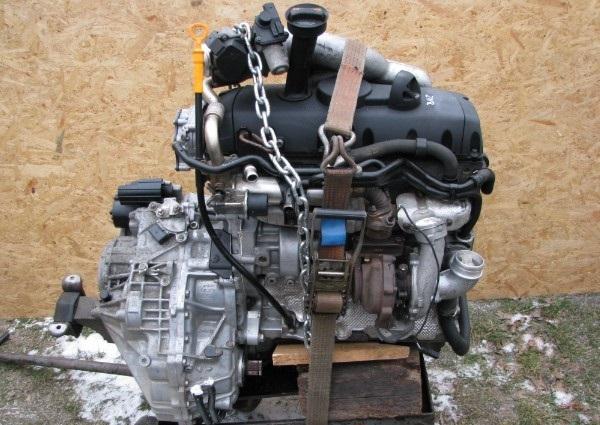 Двигатель BNZ