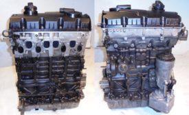 Двигатель AXB AXC