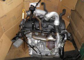 Двигатель AXE