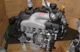 Двигатель AXD