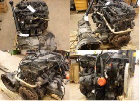 Двигатель Ford 2.4