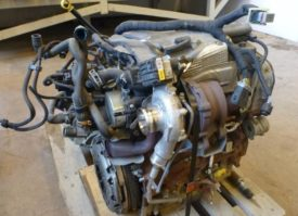 Двигатель KOMPLETT