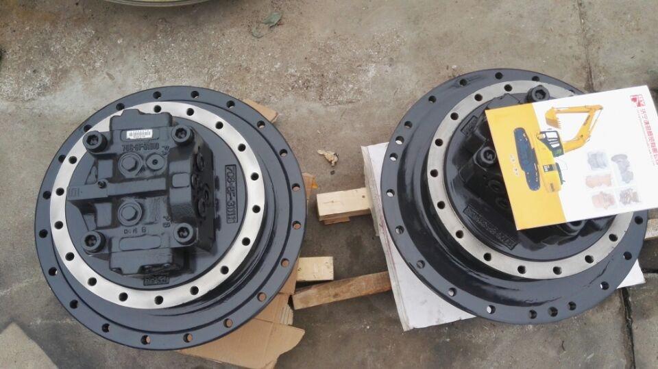 Гидромотор и редуктор